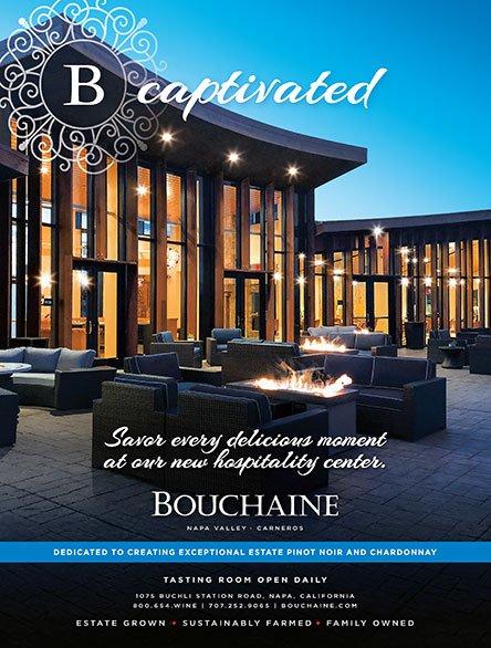 Bouchaine B Captivated Ad