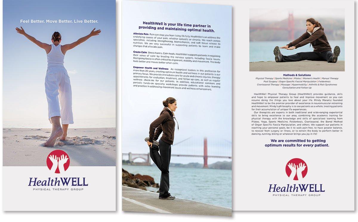 HealthWell PT Brochure