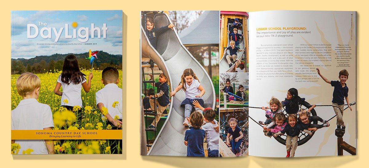 Sonoma County Day School DayLight Annual Report